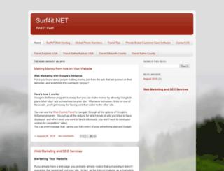 surf4it.net screenshot