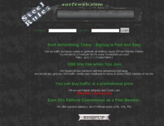 surf4web.com screenshot