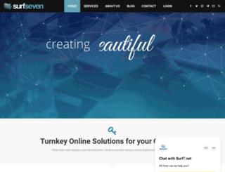 surf7.net.my screenshot