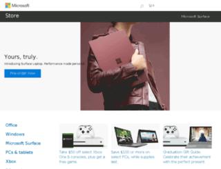 surface.microsoftstore.com screenshot