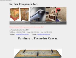 surfacecos.com screenshot