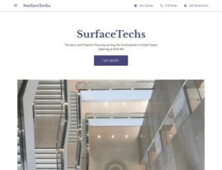 surfacetechs.com screenshot