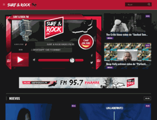 surfandrock.tv screenshot
