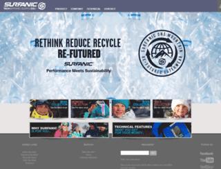 surfanic.com screenshot