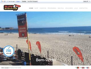 surfaventura.com screenshot