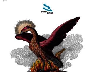 surfcast.com screenshot
