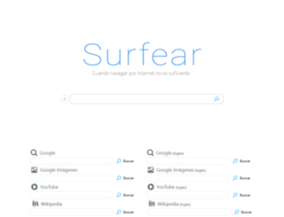 surfear.com screenshot