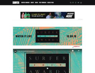 surferpoll.com screenshot