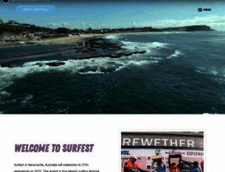 surfest.com screenshot