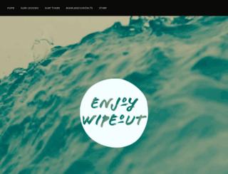 surfguidingbali.com screenshot