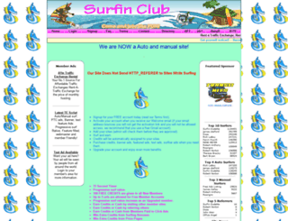 surfinclub.com screenshot