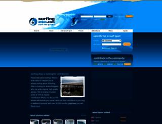 surfingatlas.com screenshot