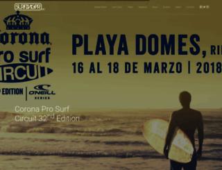 surfingpr.net screenshot