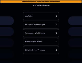 surfingwalls.com screenshot