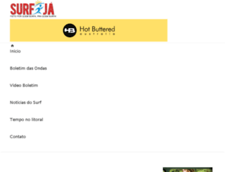 surfja.com.br screenshot