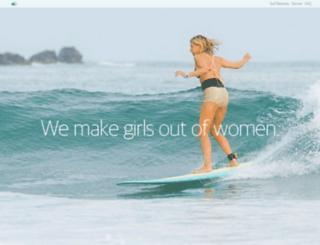 surflasolas.com screenshot