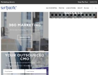 surfpacific.net.au screenshot