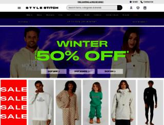 surfstitch.com screenshot