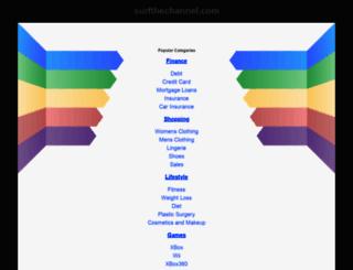 surfthechannel.com screenshot