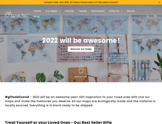 surftripmap.com screenshot