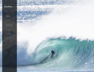 surfwx.net screenshot