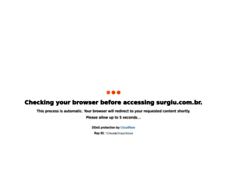 surgiu.com.br screenshot
