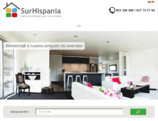 surhispania.com screenshot