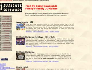 suricate-software.com screenshot