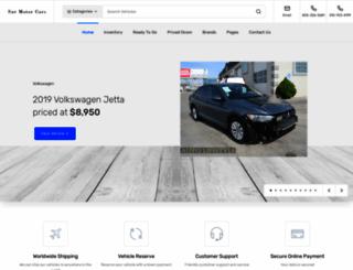 surmotorcars.com screenshot