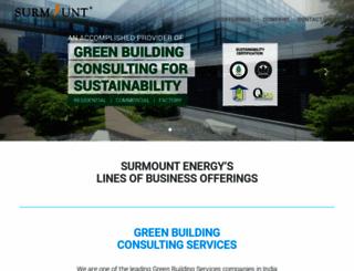 surmountenergy.com screenshot