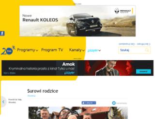 surowirodzice.tvn.pl screenshot