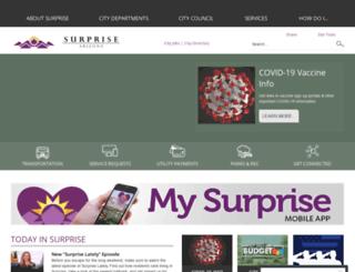 surpriseaz.com screenshot