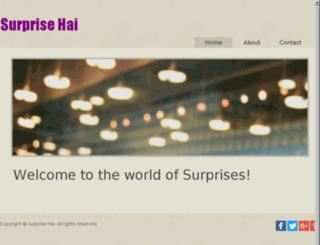 surprisehai.com screenshot
