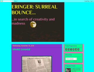 surrealbounce.blogspot.com screenshot