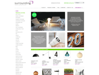 surrounding.com screenshot