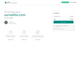 surveillix.com screenshot