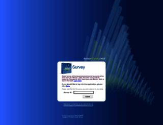 survey.albertahealthservices.ca screenshot