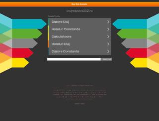 survey.clujnapoca2021.ro screenshot