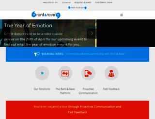 survey.npower.com screenshot