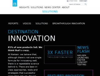 survey12s2.affinnova.com screenshot