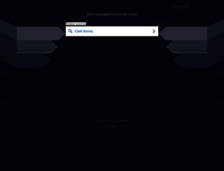 surveycashmachine.com screenshot