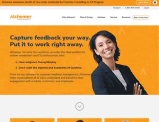 surveys.4patientcare.com screenshot
