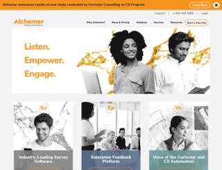 surveys.newteachercenter.org screenshot