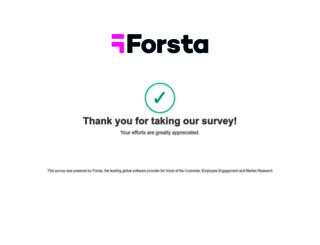 surveys.olsononlinesystems.com screenshot