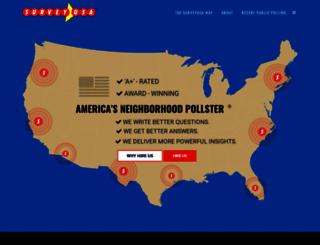 surveyusa.com screenshot