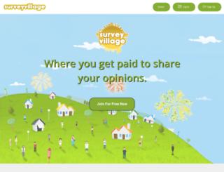 surveyvillage.com.au screenshot