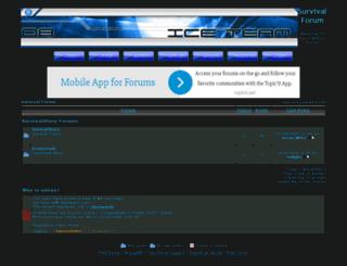 survival-story.8forum.net screenshot