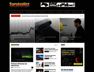 survivalist.com screenshot