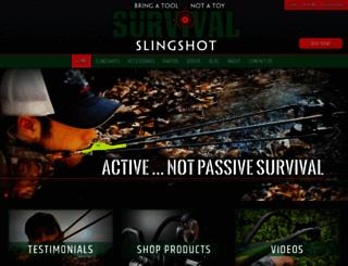 survivalslingshot.com screenshot