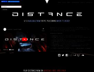 survivethedistance.com screenshot